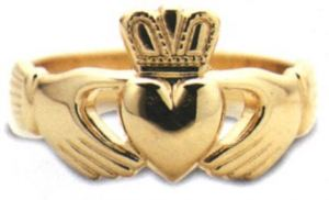 The Claddagh Ring: Origin - The Fede Rings (2/2)