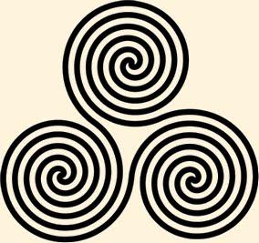 Celtic Symbolism : The Spiral