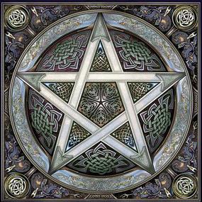 >Celtic Symbolism: The Pentacle (1/2)